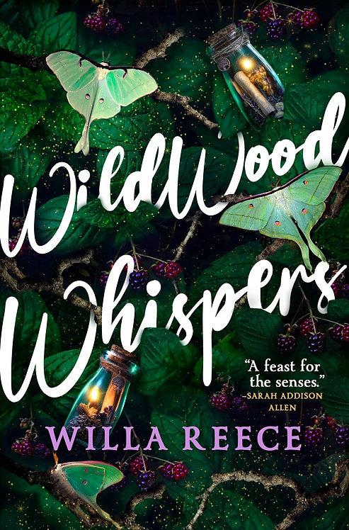 Wildwood Whispers by Willa Reece