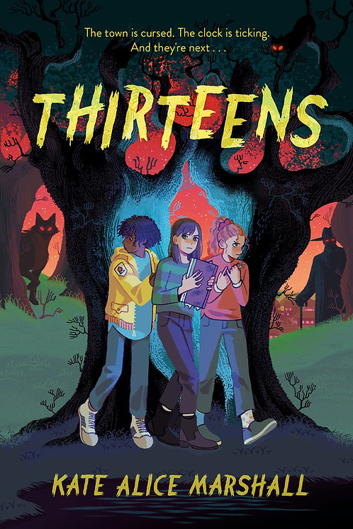 Thirteens by Kate Alice Marshall