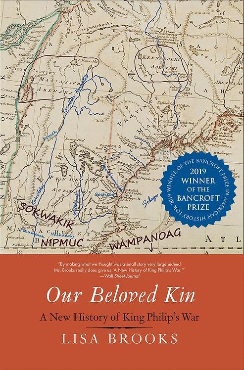 Our Beloved Kin by Lisa Brooks
