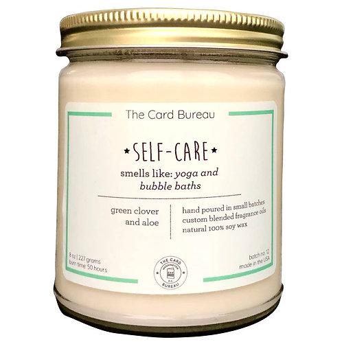 8oz Self Care Candle