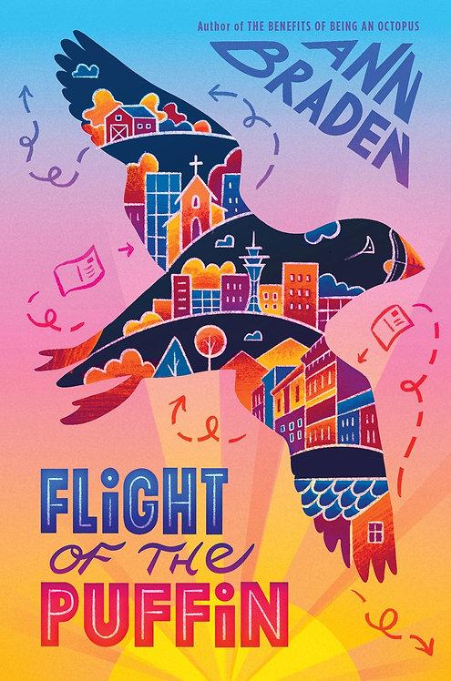 Flight of the Puffin by Ann Braden