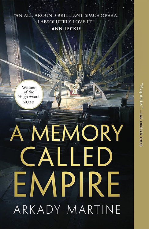 A Memory Called Empire (Paperback) by Arkady Martine