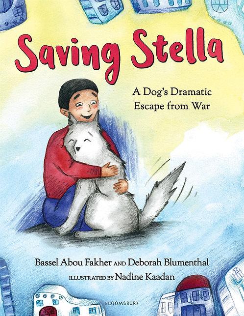 Saving Stella by Bassel Abou Fakher, Deborah Blumenthal