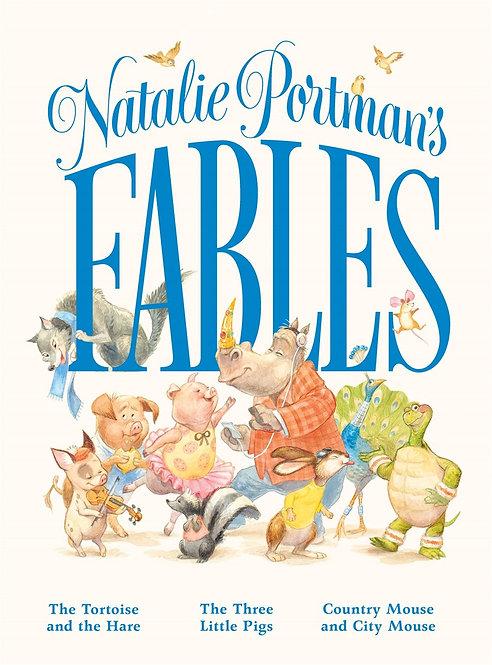 Natalie Portman's Fables by Natalie Portman, Janna Mattia