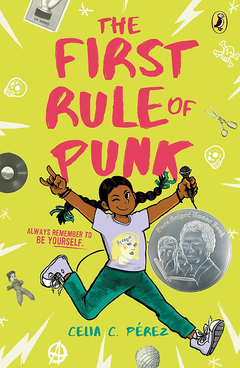 The First Rule of Punk by Celia C. Perez