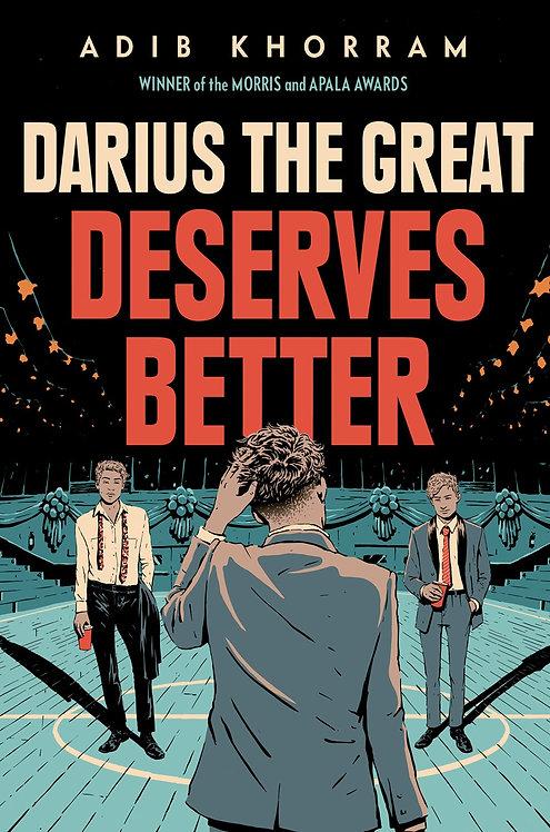 Darius the Great Deserves Better (Paperback) by Adib Khorram