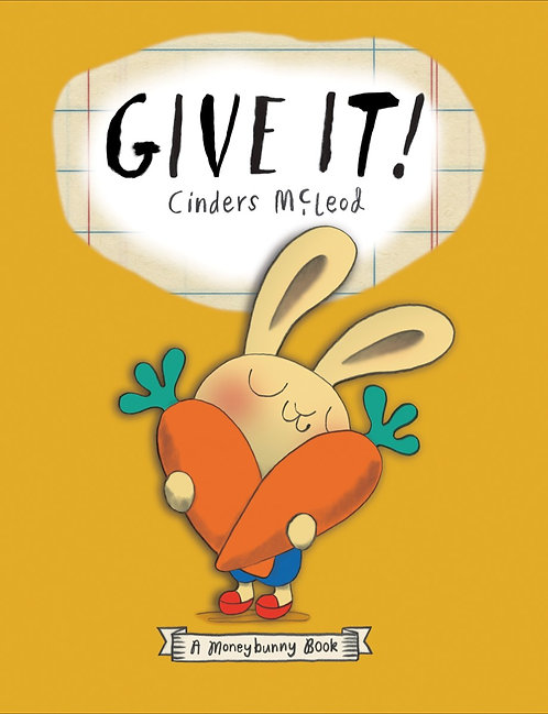 Give It! by Cinders McLeod