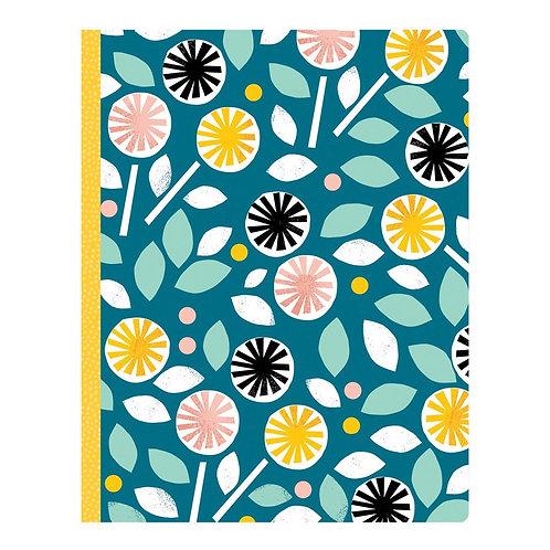 Lorena Siminovich Deluxe Spiral Notebook