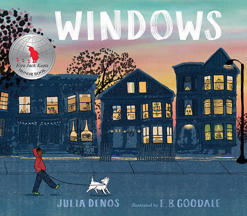 Windows by Julia Denos, E. B. Goodale