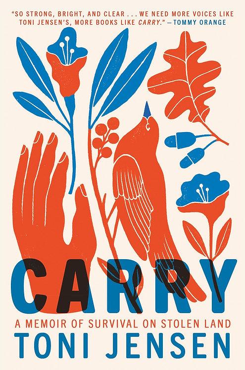 Carry by Toni Jensen