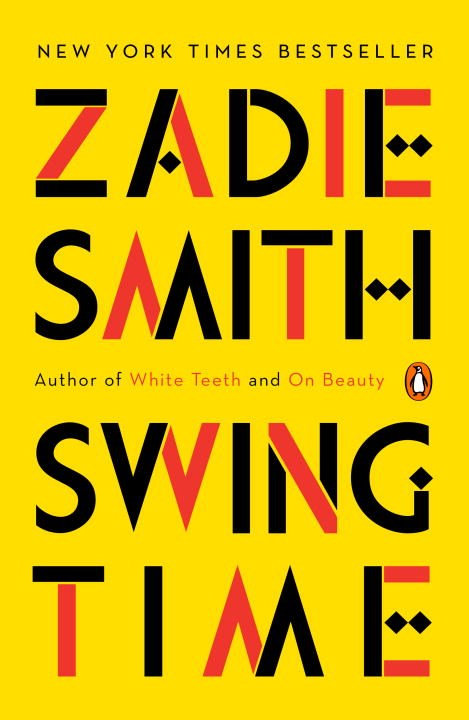 Swing Time by Zadie Smith (Paperback)