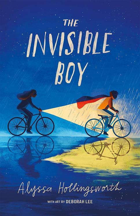 The Invisible Boy by Alyssa Hollingsworth, Deborah Lee
