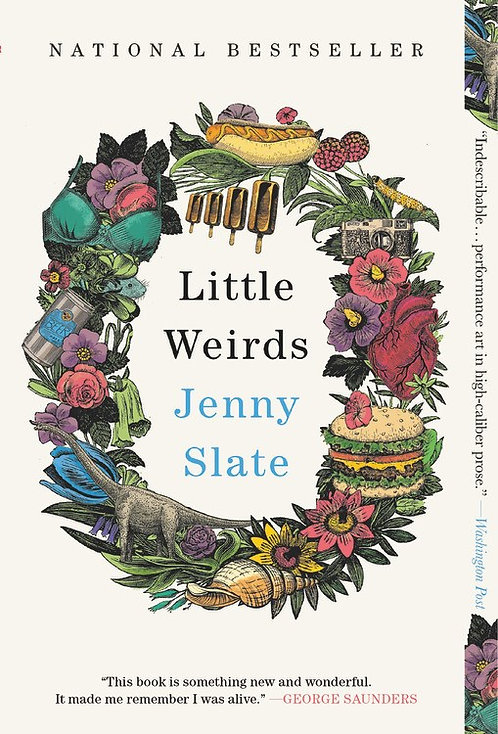Little Weirds (Paperback) by Jenny Slate