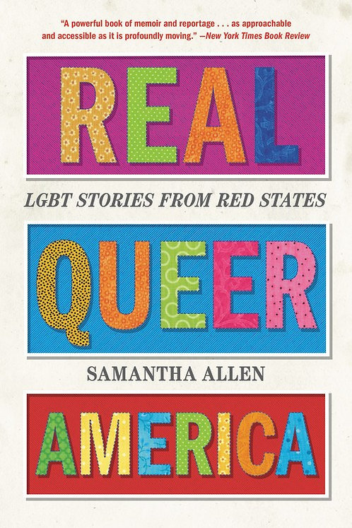 Real Queer America by Samantha Allen (Paperback)