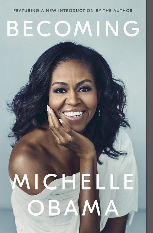 Becoming (Paperback) by Michelle Obama