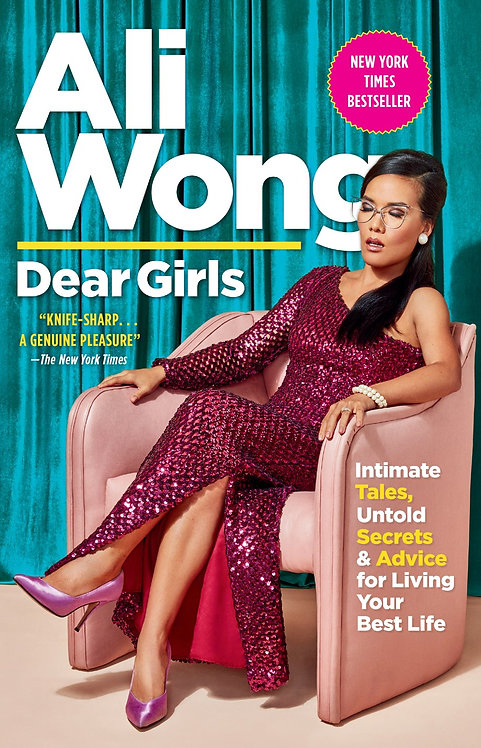 Dear Girls (Paperback) by Ali Wong