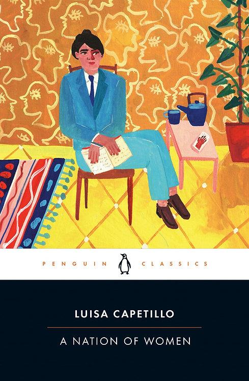 A Nation of Women by Luisa Capetillo, Félix V. Matos Rodríguez, Alan West-Durán