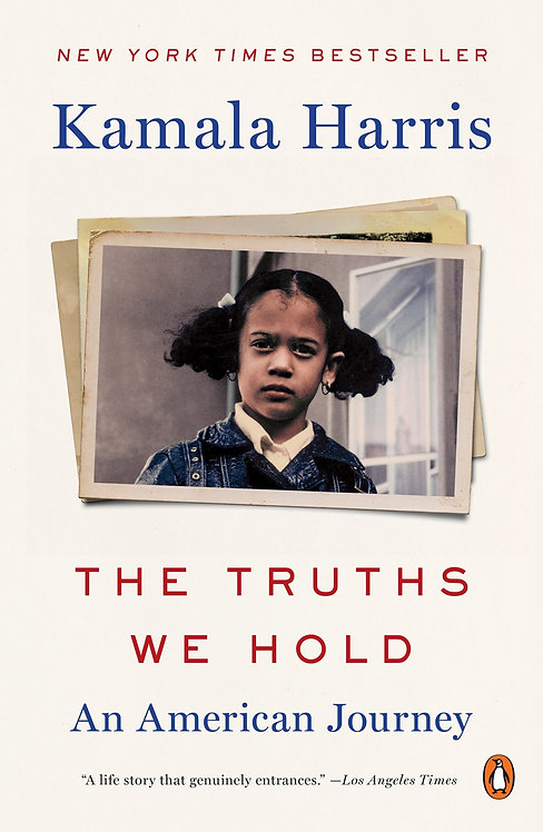 The Truths We Hold (Paperback) by Kamala Harris