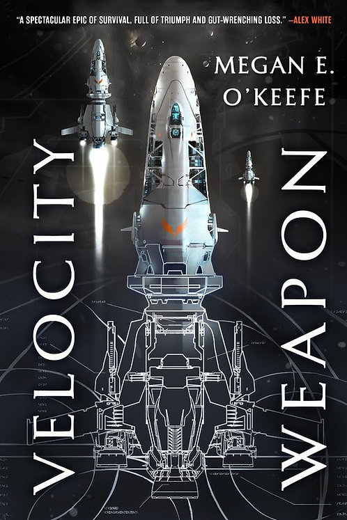 Velocity Weapon (Book #1) by Megan E. O'Keefe