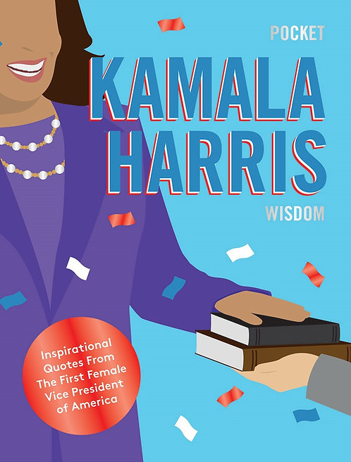 Pocket Kamala Harris Wisdom