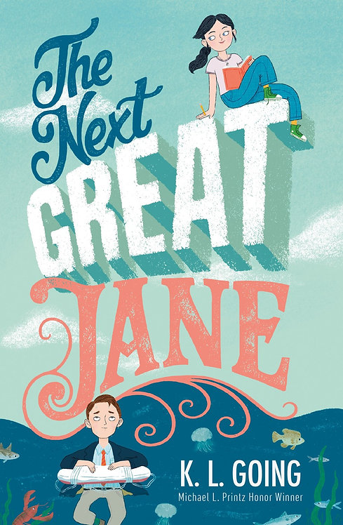 The Next Great Jane by K.L. Going