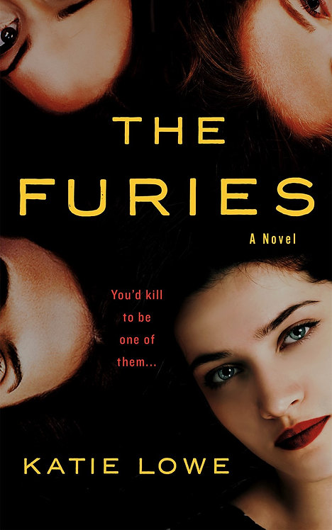 The Furies: A Novel by Katie Lowe