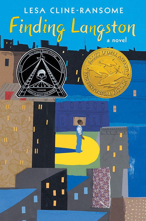 Finding Langston by Lesa Cline-Ransome