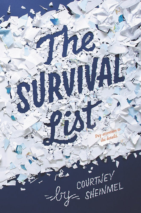 The Survival List (Paperback) by Courtney Sheinmel