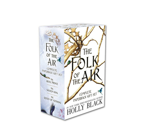 The Folk of the Air Complete Paperback Gift Set by Holly Black