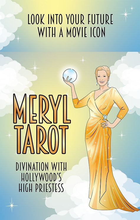 Meryl Tarot: Divination with Hollywood's high priestess
