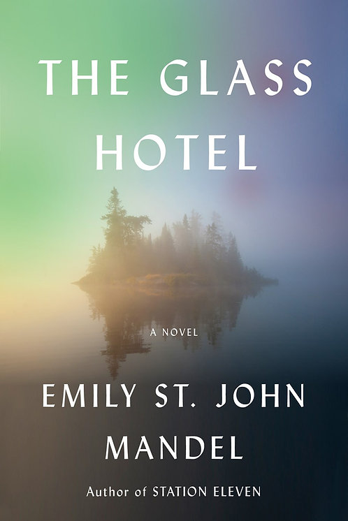 The Glass Hotel (Paperback) by Emily St. John Mandel