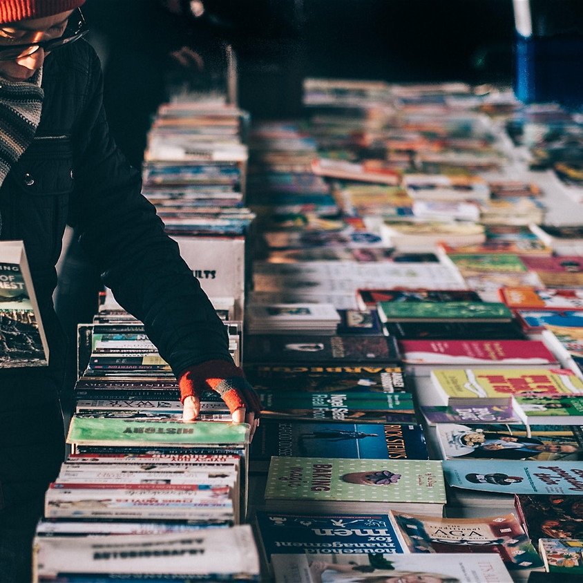 Bow Market Book Fair