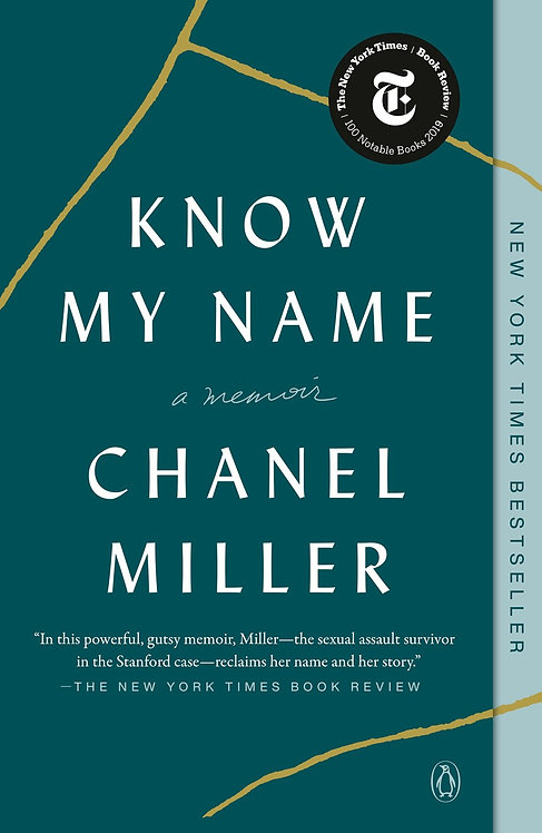Know My Name (Paperback) by Chanel Miller
