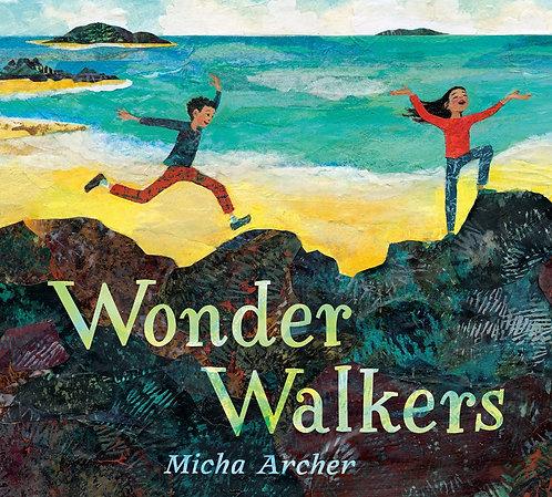 Wonder Walkers by Micha Archer
