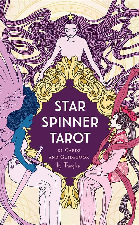 Star Spinner Tarot: (Inclusive, Diverse, LGBTQ Deck of Tarot Cards)