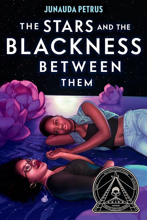 The Stars and the Blackness Between Them by Juanuda Petrus