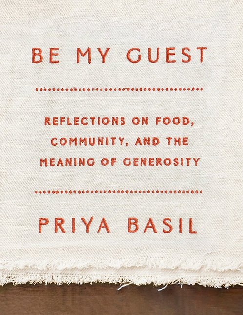 Be My Guest by Priya Basil