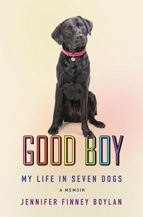 Good Boy by Jennifer Finney Boylan