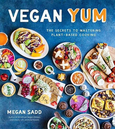 Vegan YUM by Megan Sadd