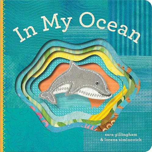 In My Ocean by Sara Gillingham, Lorena Siminovich