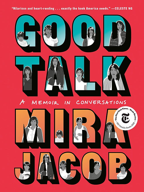 Good Talk (Paperback) by Mira Jacob
