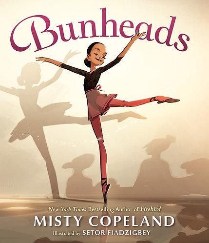 Bunheads by Misty Copeland, Setor Fiadzigbey