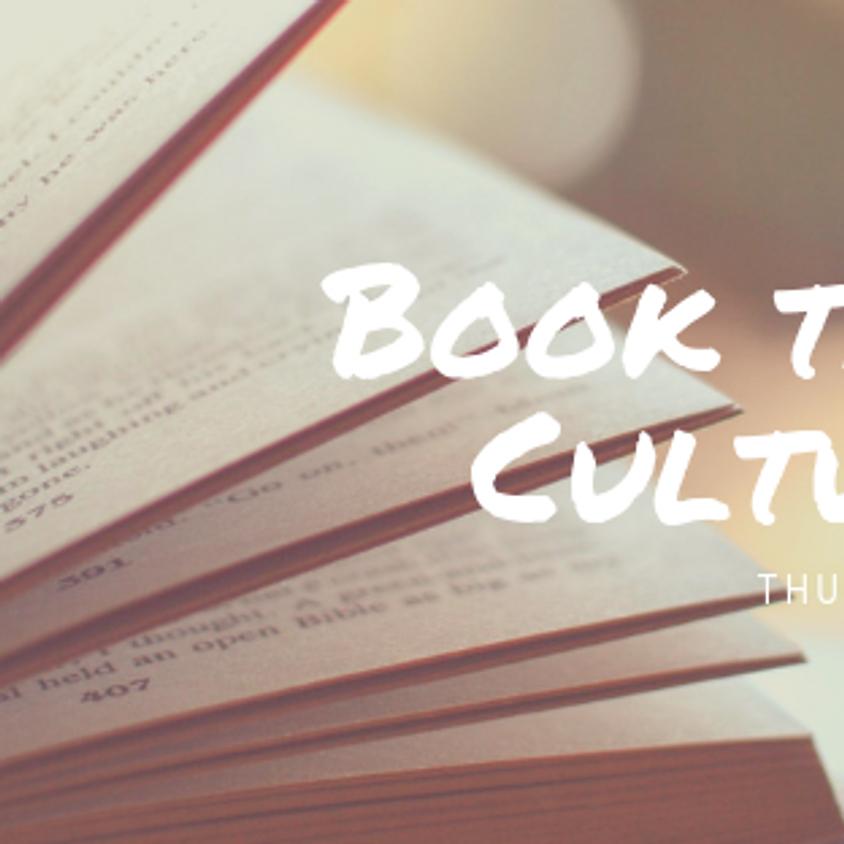 Book Tasting @ CultureHouse