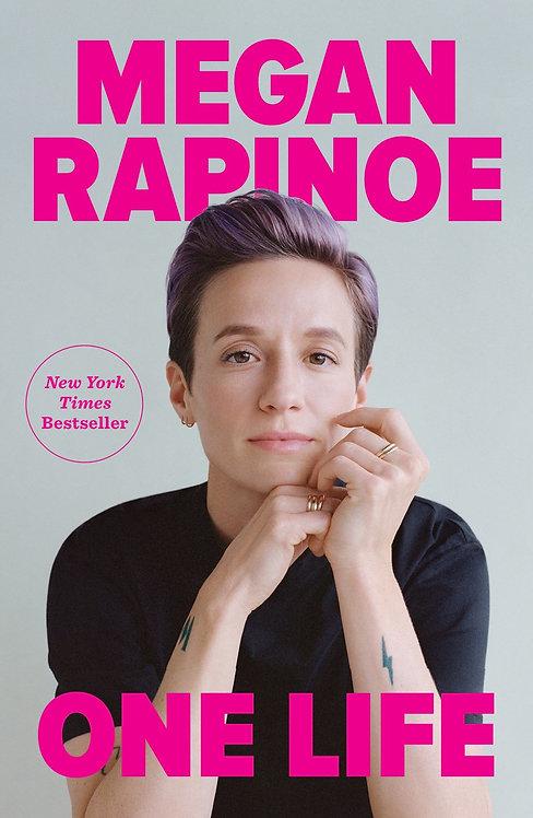 (Paperback) One Life by Megan Rapinoe