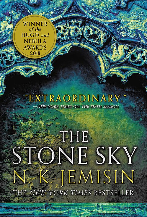 The Stone Sky by N. K. Jemisin