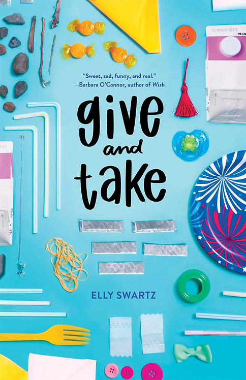 Give and Take by Elly Swartz