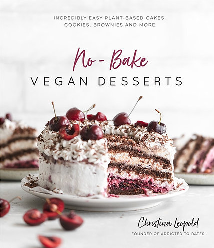 No-Bake Vegan Desserts by Christina Leopold