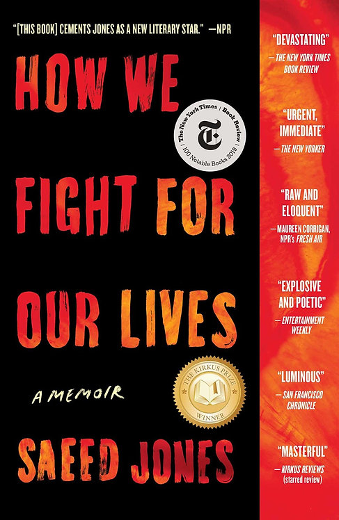 How We Fight for Our Lives by Saeed Jones (Paperback)