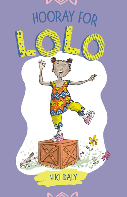Hooray For Lolo by Niki Daly