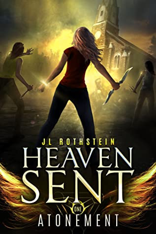 Atonement (Heaven Sent #1) by JL Rothstein